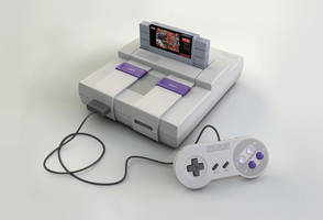 SNES by Catetas