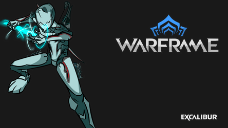 Warframe - Excalibur by AudioBeatZz