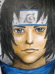 Sasuke by willowoak68