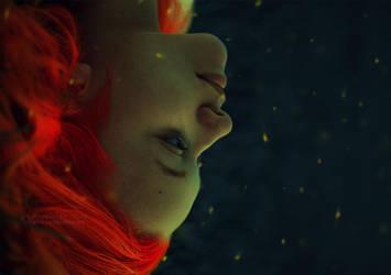 She dreamed she spoke to stars by sophiaazhou