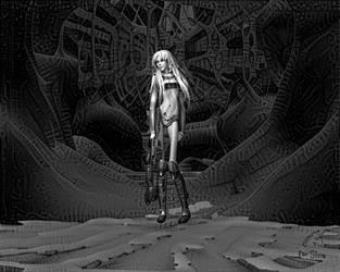 The Dark by otherunicorn