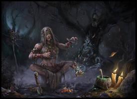 Damnation by AlexanderExorcist