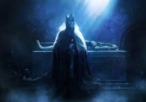 King Specter by BorjaPindado
