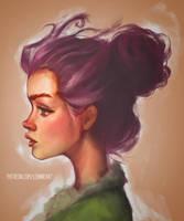Violet by faedri