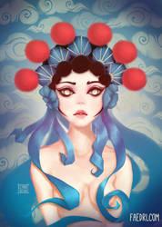 Empress by faedri