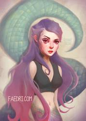 Naga by faedri