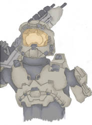 Master Chief by Fixer48202