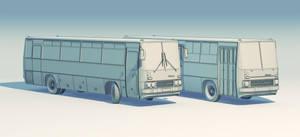 Ikarus 256'n'260 by iCephei