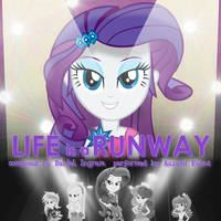 Life Is A Runway (album cover) by Joeycrick
