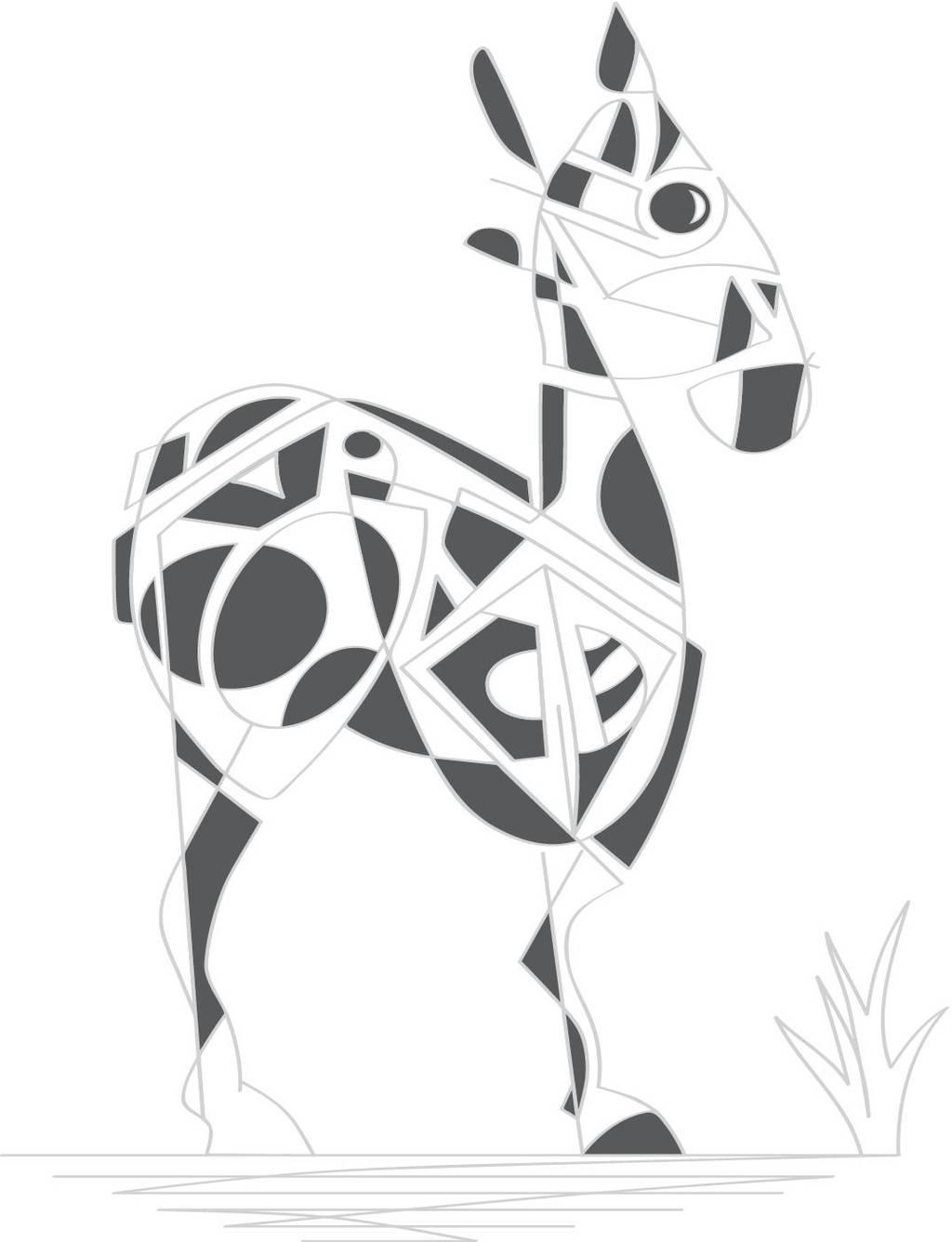 The Horse by zlajonja