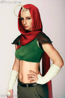 Street Fighter: Cammy Alt 2 by HayleyElise