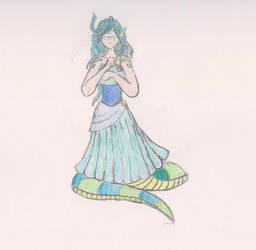 Hero: Medusa By Xeranad by AAGGRESSS