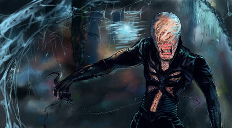 Hellraiser - Chatterer by bluechai