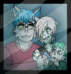 Family Photo by L0rdL0ser