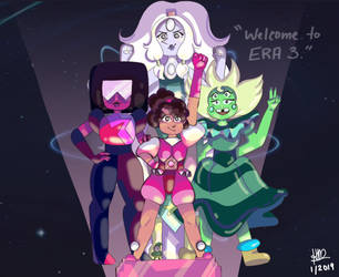 WELCOME TO ERA 3! by Ace-of-Spiders