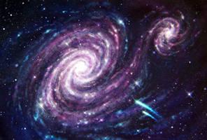 galaxy by AnekaShu