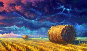 field by AnekaShu