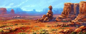 rocks by AnekaShu