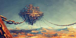 air fortress by AnekaShu