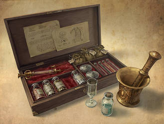 Set Of Poisons by AnekaShu