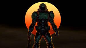 The Doom Slayer by TheGlassEmperor