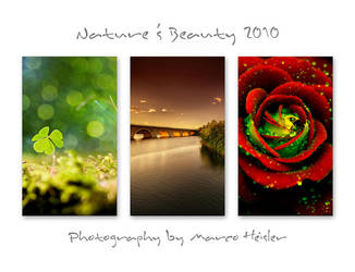 Nature's Beauty 2010 Calendar by MarcoHeisler