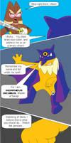 Cutey Punny vs Morpheus Incubus - COMM by SilverKazeNinja