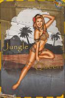 Nose Art - Jungle Queen by warbirdphotographer