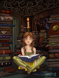 And there is still so much more to read... by DahmsArmageddon