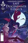 Last Descendants Locus Cover by Valeria Favoccia by Nymie