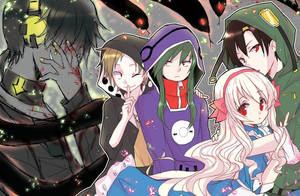 [F] Kagerou Project 1 by LavenderIced