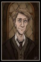 Professor Lupin by Flubberwurm