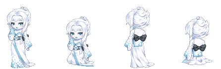 Inuyasha OC: Shimonami by Darkdarling98