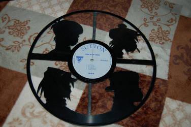 GORILLAZ DEMON DAYS VINYL by SLENDER-MAN-DRAKE