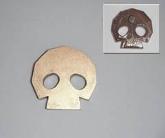 Golden Skulltula Tokens by ChinookCrafts