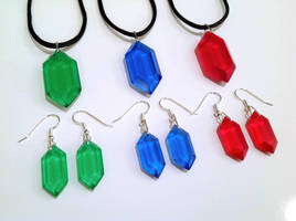 Rupee Jewelry Revised by ChinookCrafts