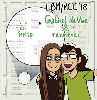 Leipzigerbuchmessemcc2018 by gabrieldevue