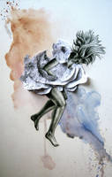The Dancing Nebula by Elsma
