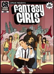 Fantasy Girls by helenesse