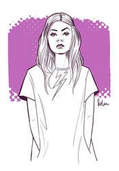 Purple by helenesse