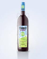 Fiverr Wine by MatanArie