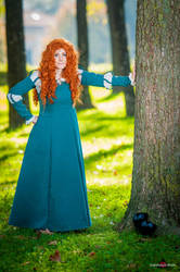 Hi, I'm Merida by Giuly-Chan