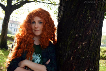 Wreck-it-Ralph 2 Merida by Giuly-Chan