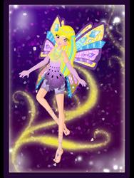 Tiara Enchantix Card by SweetSunshine10