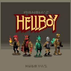HellPixel by DUCKAZOID