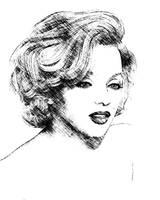 Marilyn by vyktohria