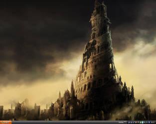 Babylon Desktop by burgulgoth
