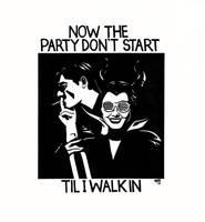 Party Maleficent by ElfceltRJL