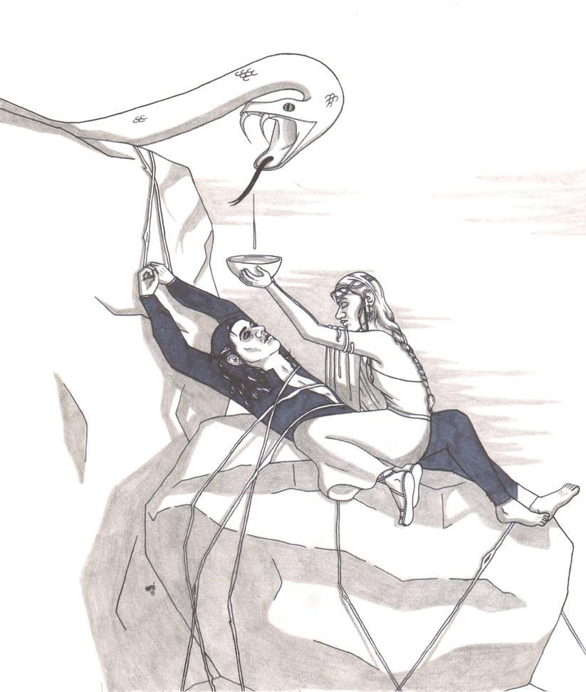 Ragnarok by ElfceltRJL