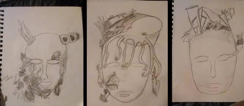 Mask Concept by Tazzykiki